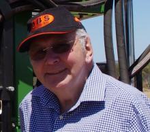 Ausplow owner and managing director John Ryan AM.