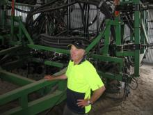 Katanning farmer Barry Kowald has 20 years' experience using the DBS.