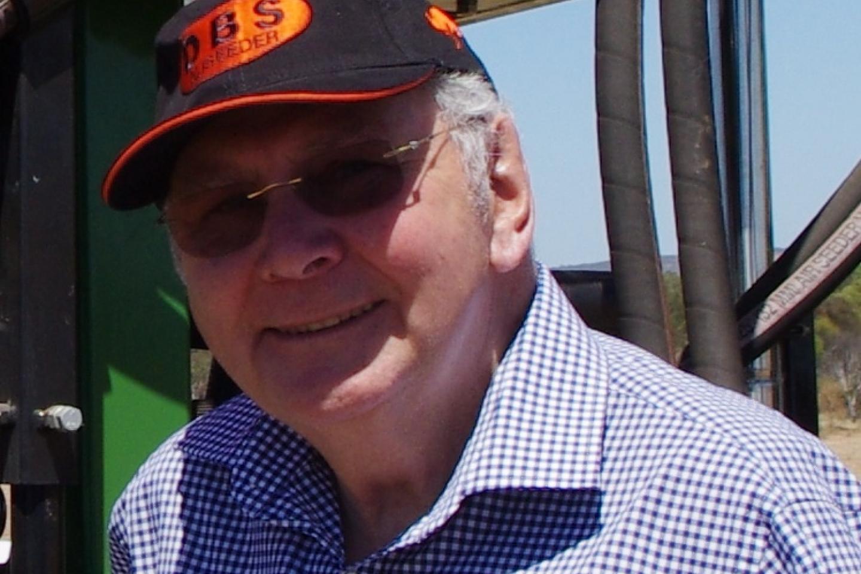 Ausplow owner and managing director John Ryan.